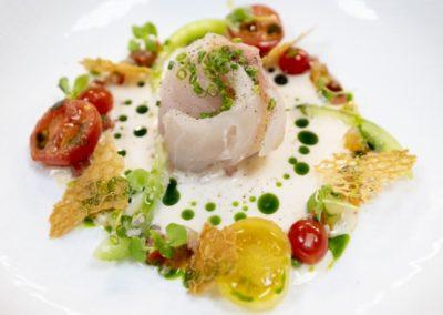 Attablez-vous restaurant à Namur Plat